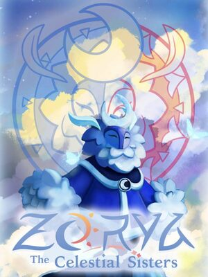 Cover for Zorya: The Celestial Sisters.