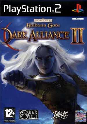 Cover for Baldur's Gate: Dark Alliance II.