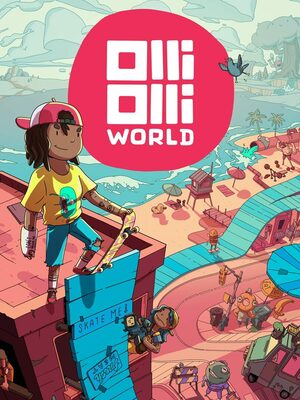 Cover for OlliOlli World.