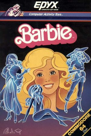 Cover for Barbie.