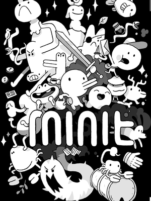 Cover for Minit.