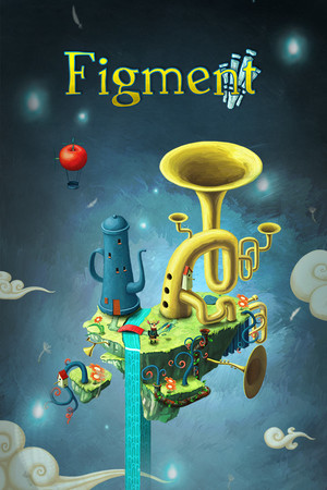 Cover for Figment.