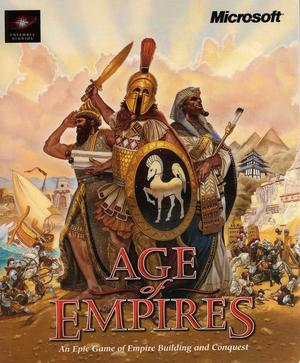 Cover for Age of Empires.