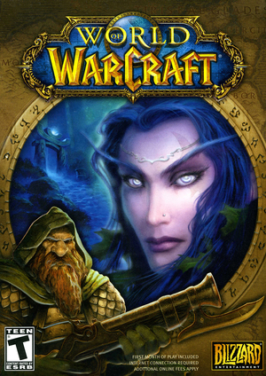 Cover for World of Warcraft.