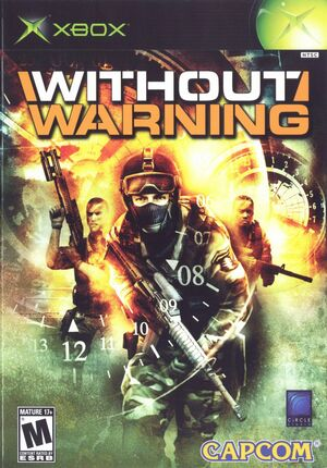 Cover for Without Warning.