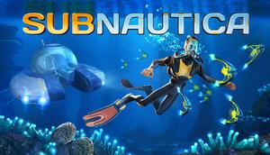 Cover for Subnautica.