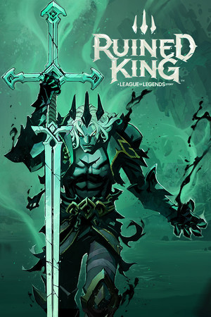 Cover for Ruined King: A League of Legends Story.