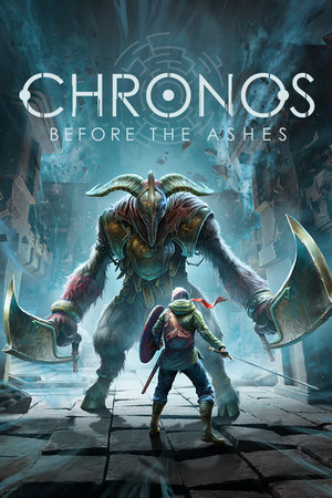 Cover for Chronos: Before the Ashes.