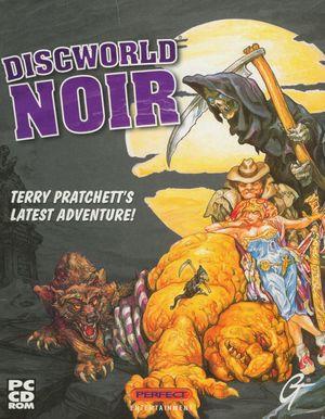 Cover for Discworld Noir.