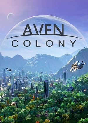 Cover for Aven Colony.