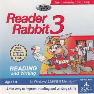 Cover for Reader Rabbit 3.
