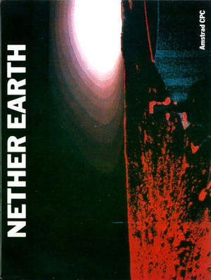 Cover for Nether Earth.