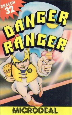 Cover for Danger Ranger.