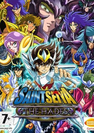 Cover for Saint Seiya: The Hades.