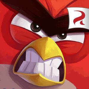 Cover for Angry Birds 2.