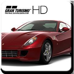 Cover for Gran Turismo HD Concept.