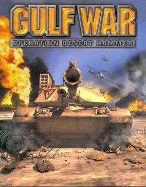 Cover for Gulf War: Operation Desert Hammer.