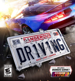 Cover for Dangerous Driving.