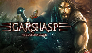 Cover for Garshasp: The Monster Slayer.
