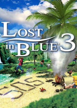 Cover for Lost in Blue 3.