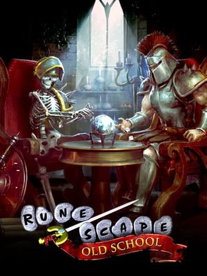 Cover for Old School RuneScape.