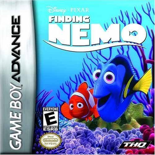 Cover for Finding Nemo.