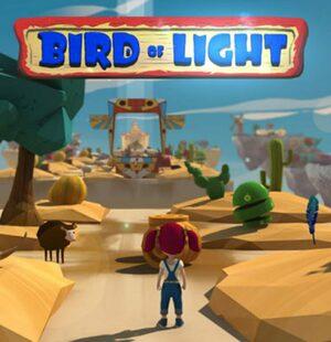 Cover for Bird of Light.