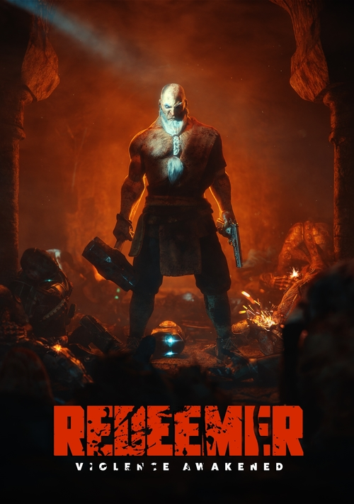 Cover for Redeemer.