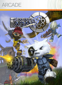 Cover for Small Arms.