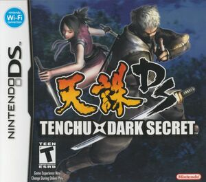 Cover for Tenchu: Dark Secret.