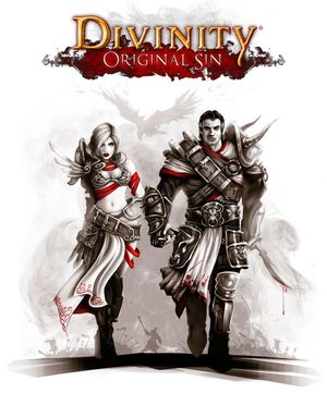 Cover for Divinity: Original Sin.