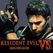 Cover for Resident Evil: Mercenaries Vs..
