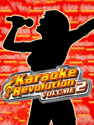 Cover for Karaoke Revolution: Volume 2.