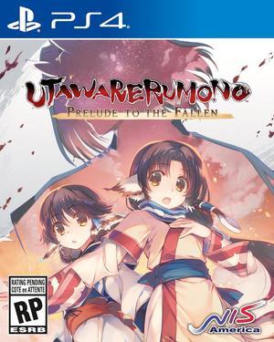 Cover for Utawarerumono.
