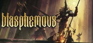 Cover for Blasphemous.