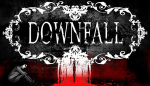 Cover for Downfall.