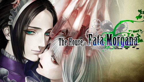 Cover for The House in Fata Morgana.
