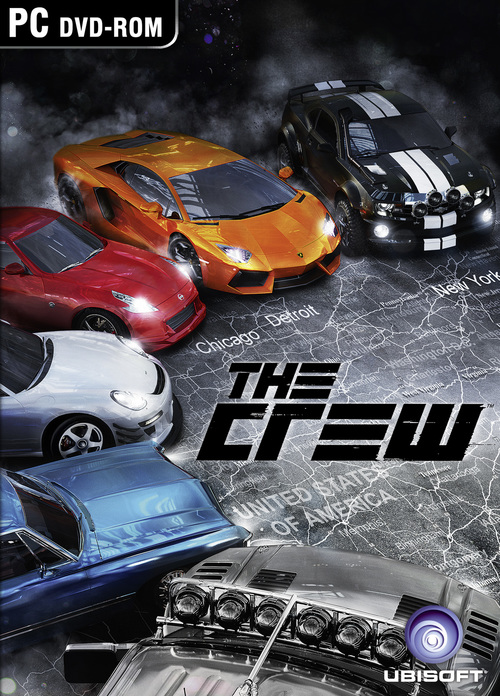 Cover for The Crew.