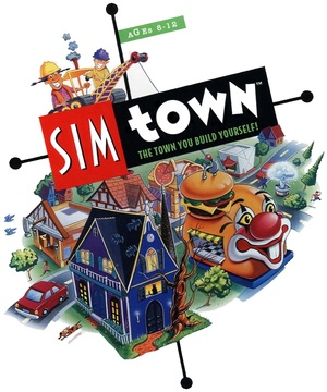 Cover for SimTown.