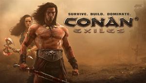 Cover for Conan Exiles.