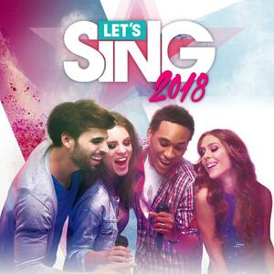 Cover for Let's Sing 2018.