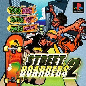 Cover for Street Sk8er 2.