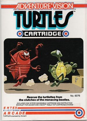 Cover for Turtles.