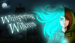 Cover for Whispering Willows.
