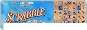 Cover for Scrabble Blast!.