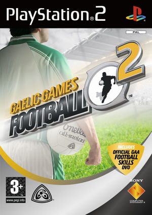 Cover for Gaelic Games: Football 2.