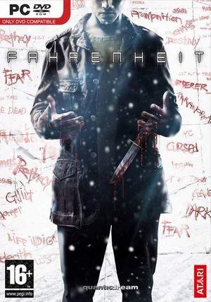 Cover for Fahrenheit.