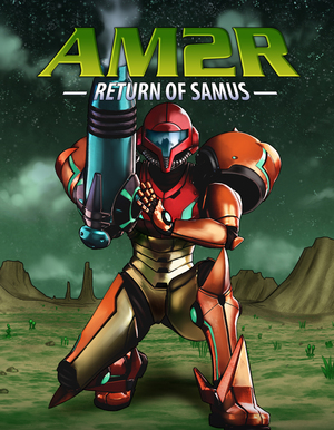 Cover for AM2R.