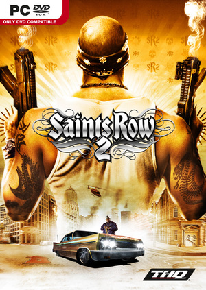 Cover for Saints Row 2.