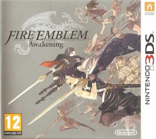 Cover for Fire Emblem: Awakening.